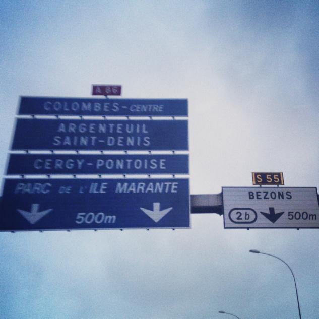 Bezons et Ile marrante les noms de villes insolites
