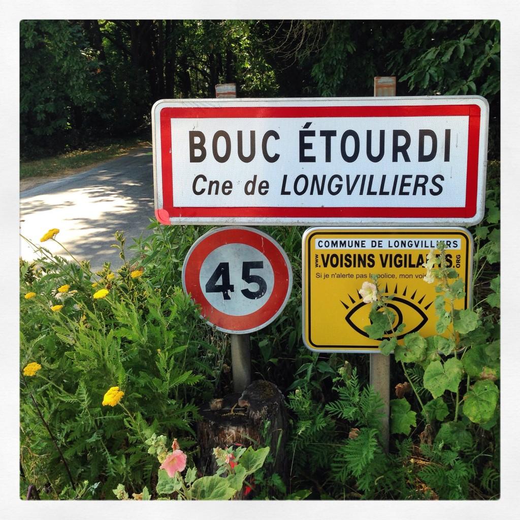 La commune de Bouc Etourdi