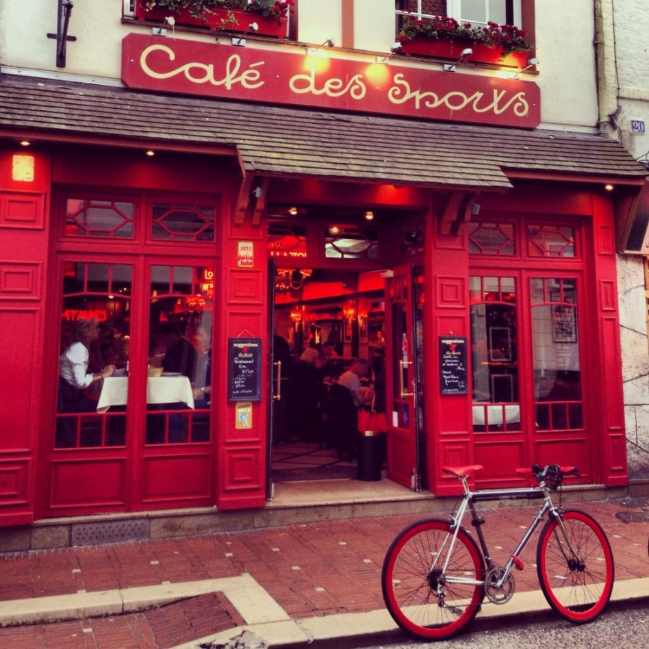 Le café des sports au Touquet