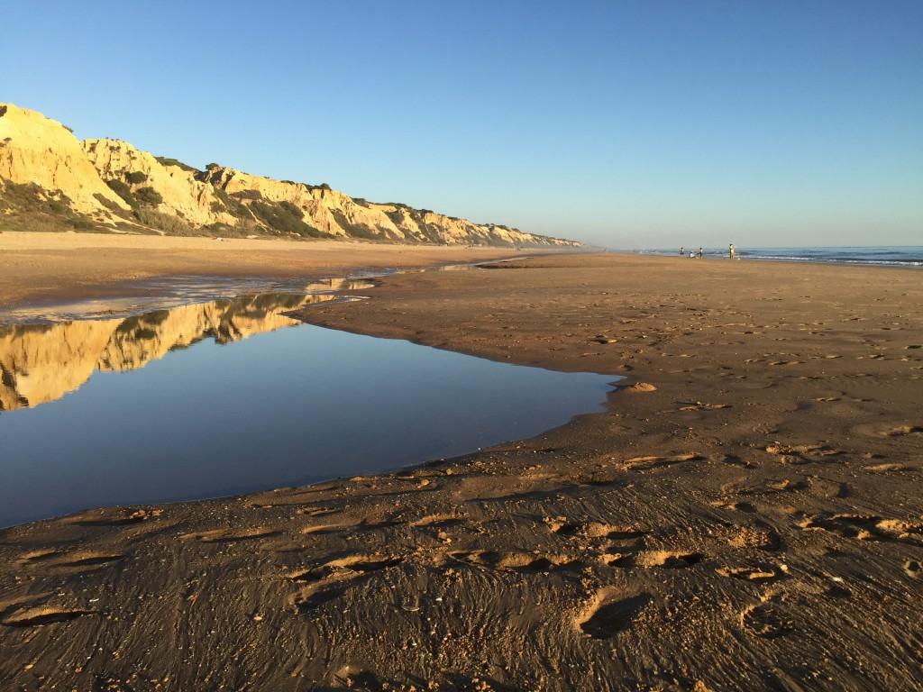 Dans la région de Huelva plus de 50 kilomètres de plages totalement vierges vous attendent...