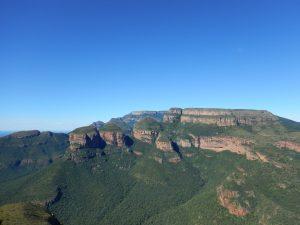 L'une des nombreuses réserves naturelles d'Afrique du Sud, l'un des paays les plus ensoleillés au monde