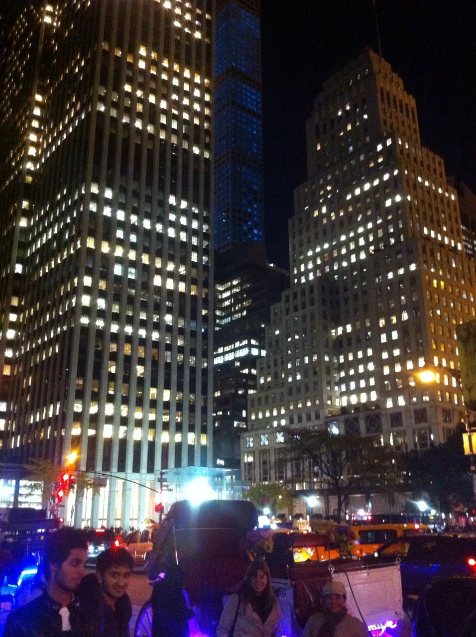 New York la ville qui ne dort jamais