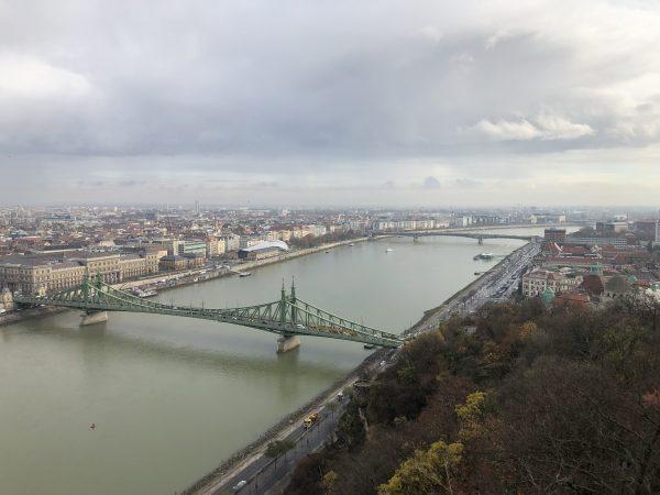 L'un des fleuves les plus longs, situé en Europe centrale