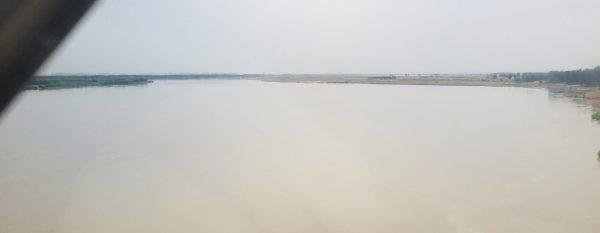 Le Huang He, deuxième plus grands fleuve de Chine