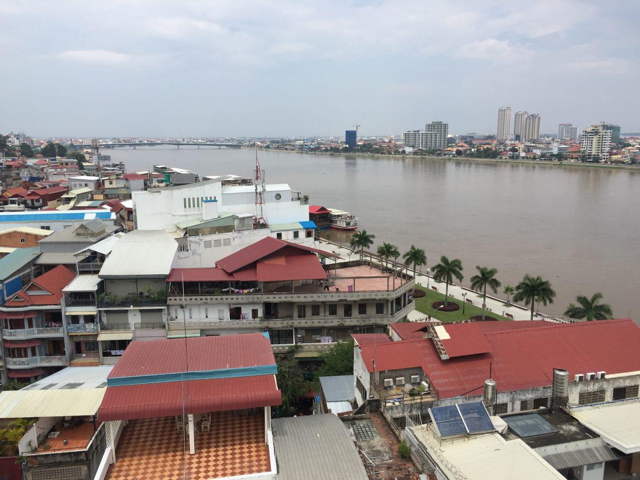 L'un des plus grands fleuves d'Asie