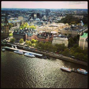 Londres la capitale politique et économique du Royaume Uni