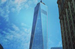 Un gratte ciel à New York