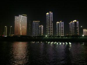 Wuhan l'une des plus grandes villes de Chine