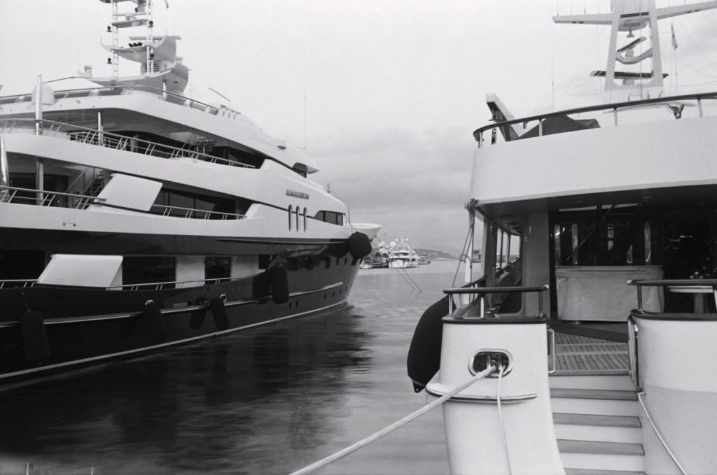 Duel à Monaco