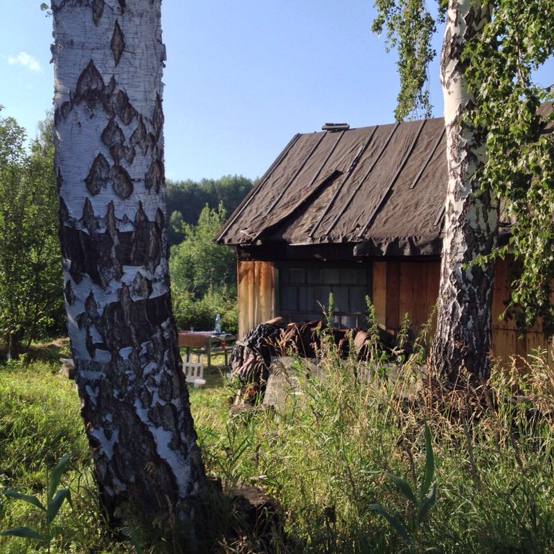Une datcha sibérienne