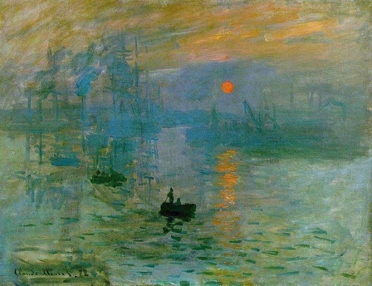 Impressionnisme avec Claude Monet