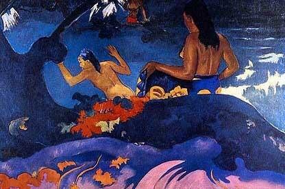 Paul Gauguin peint la mer
