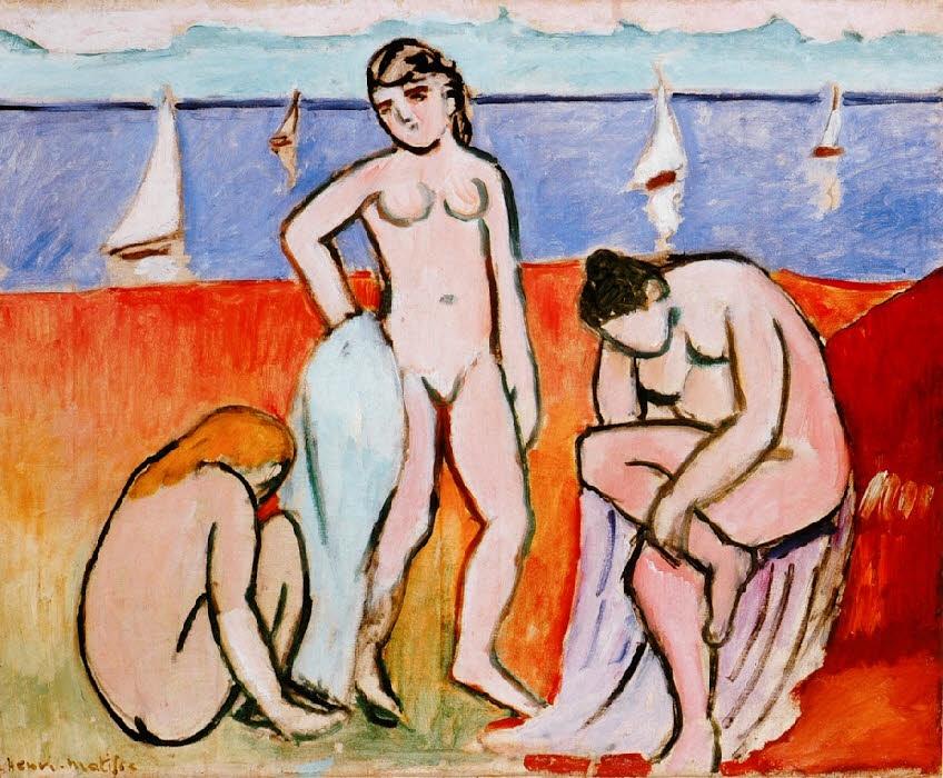 Quand Cézanne inspire Matisse