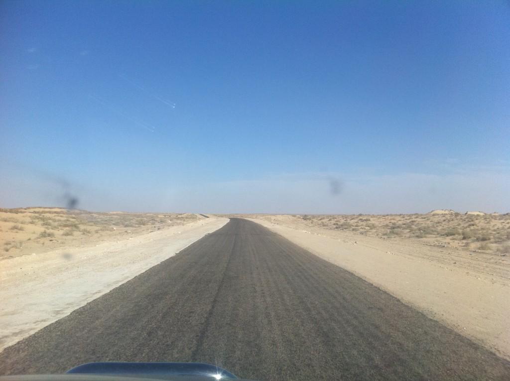 La transaharienne, une route mythique à travers l'Afrique du Nord