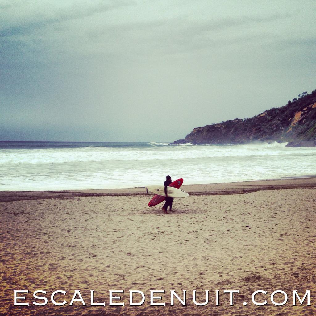 Surf à San Sebastian
