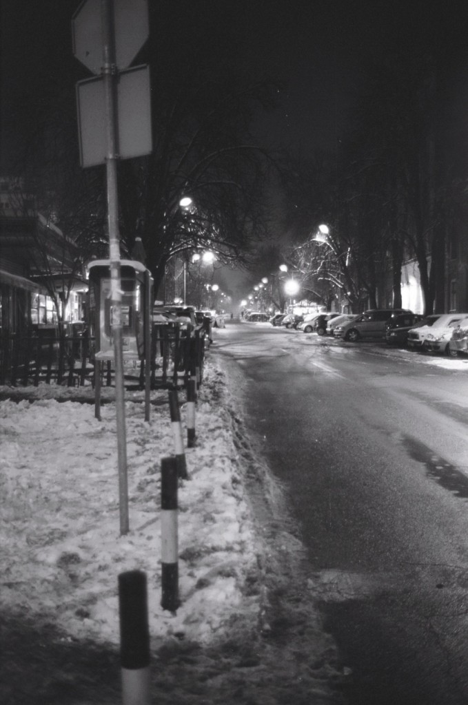 Belgrade la nuit une ville intrigante