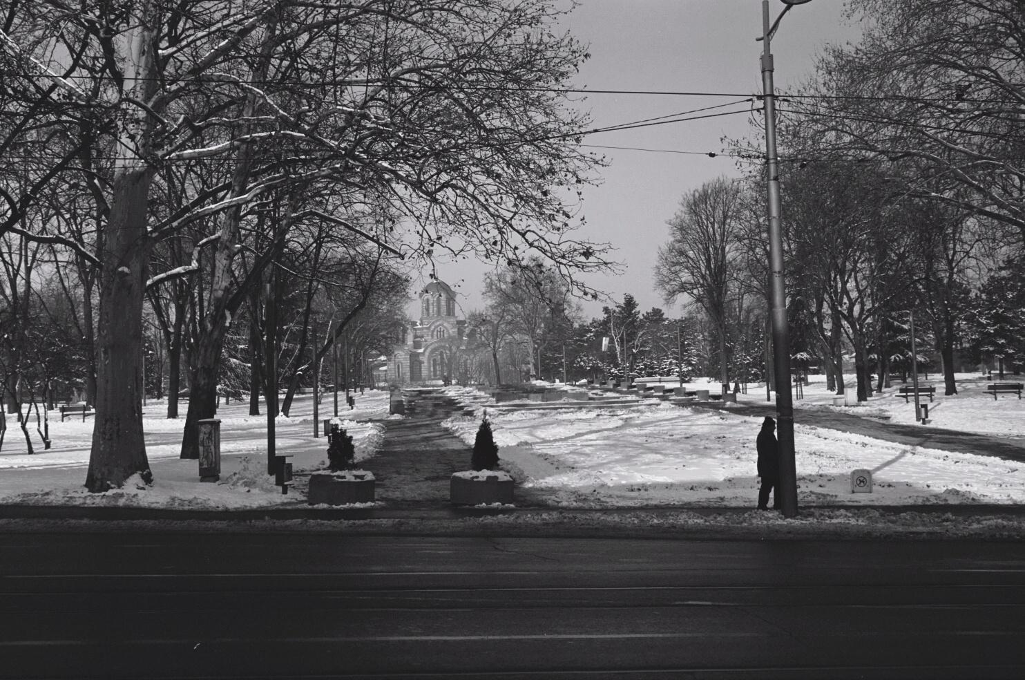 Belgrade fin décembre