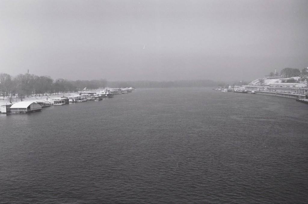Le Danube passe aussi à Belgrade