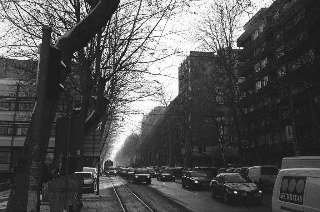 Un rayon de soleil, Belgrade