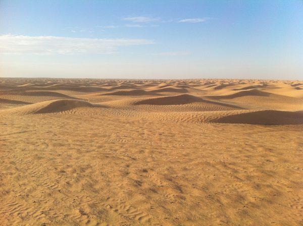 Le Sahara un lieu fantastique