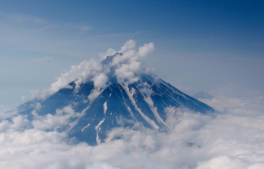 Le mystérieux volcan de Koriakski en extrême orient russe