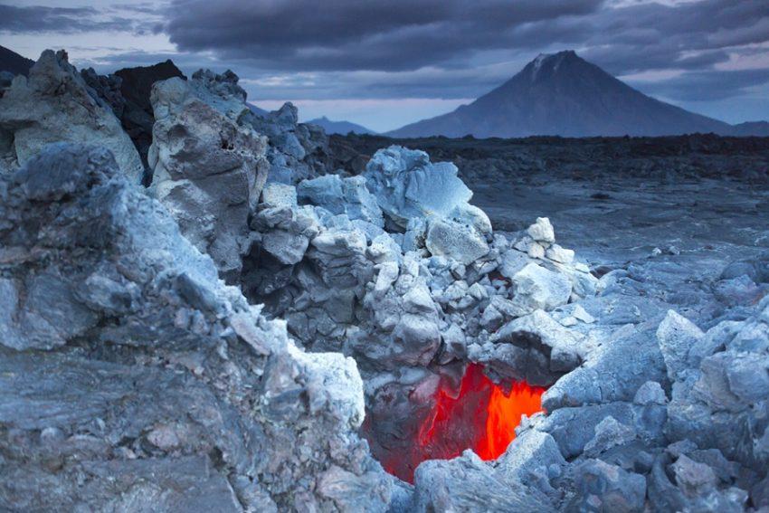 Voyage au centre de la terre sur le volcan Tolbatchik
