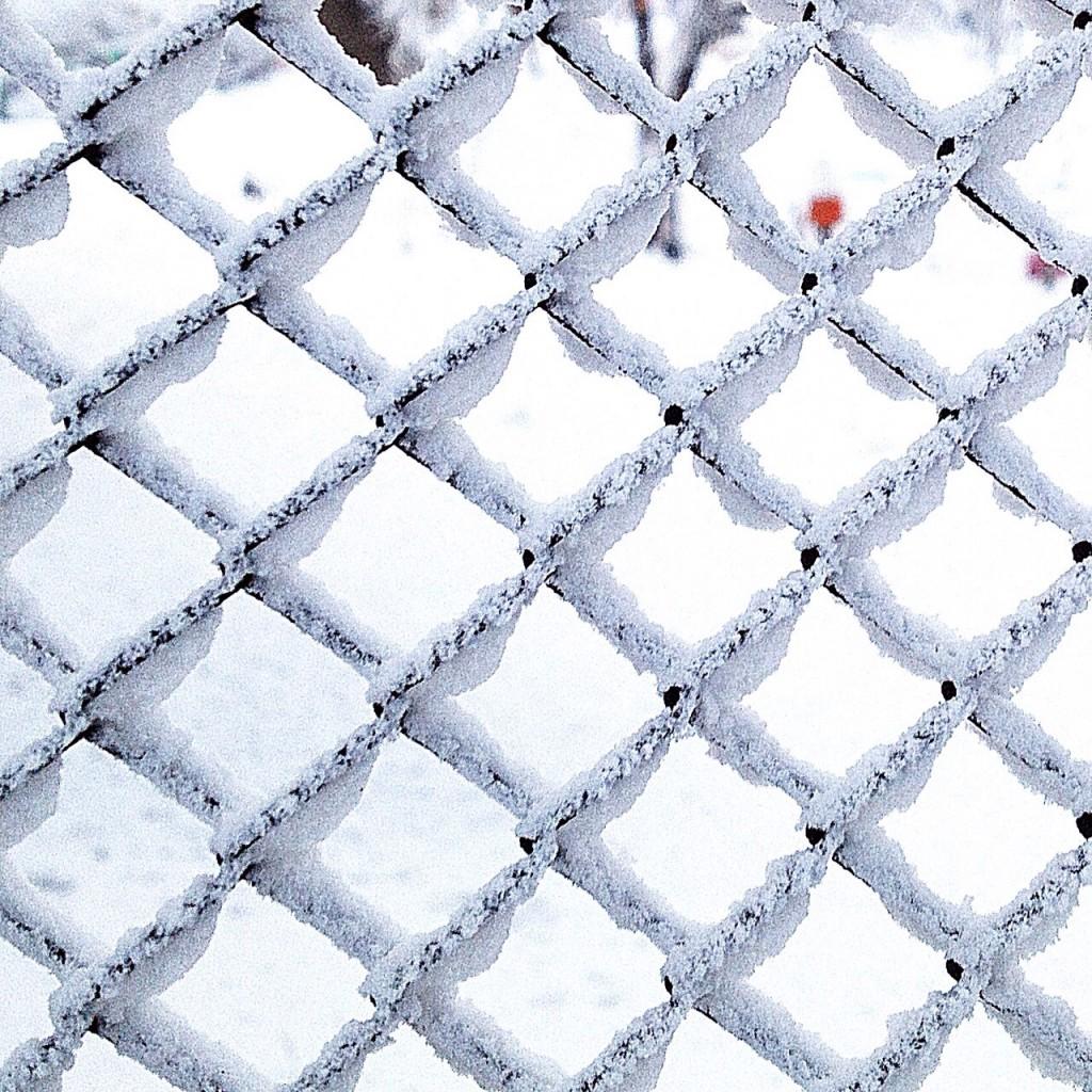 Tout gèle et tout givre rien ne résiste à l'hiver sibérien