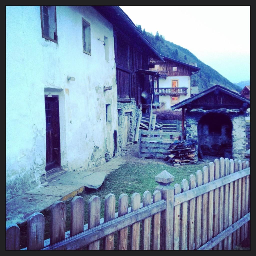 Une bâtisse autrichienne