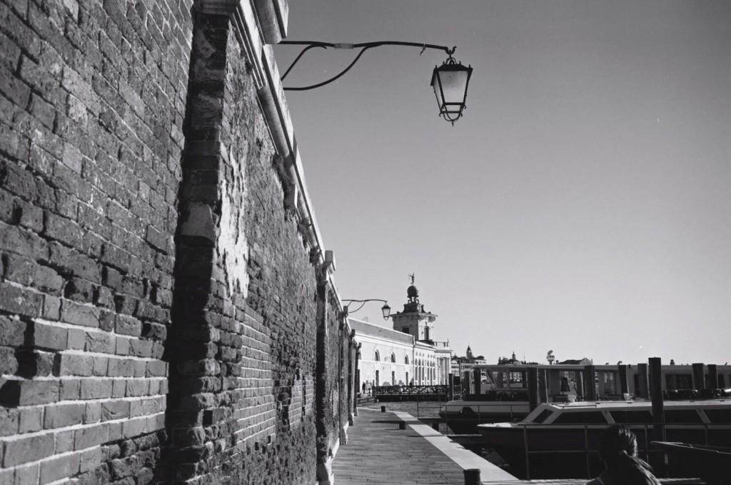 Ballade sur les quais à Venise