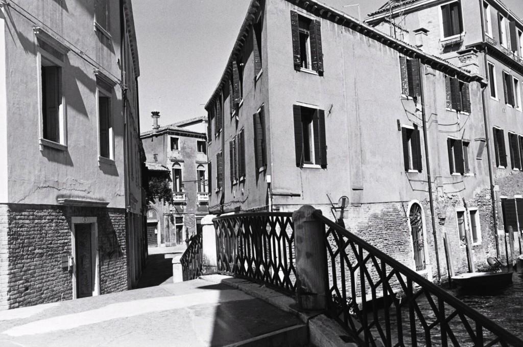 Géométrie à Venise