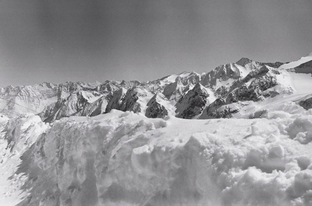 Haute montagne, voyage au coeur du Tyrol