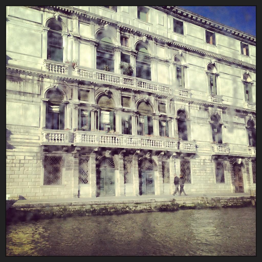 97. La mémoire de la ville de Venise s'efface peu à peu