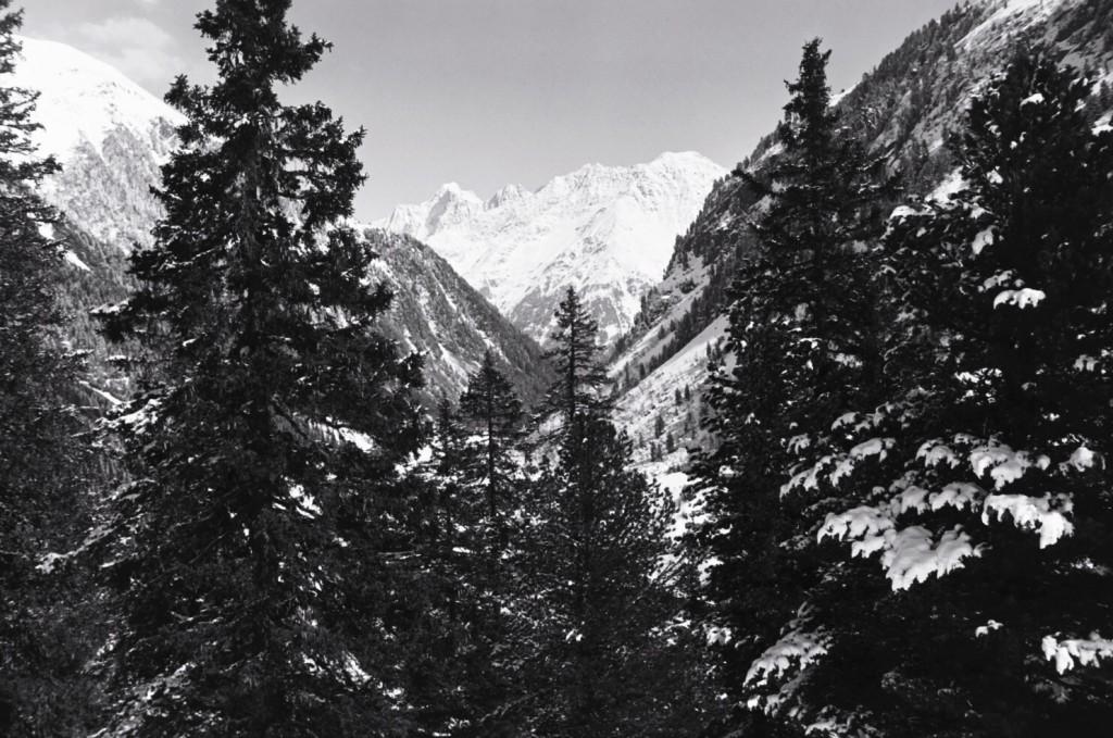 Le Tyrol, le plus beau massif montagneux d'Europe