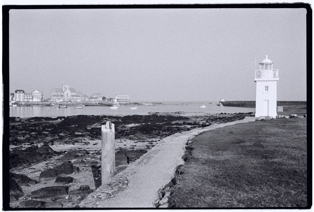 Le petit phare de Barfleur