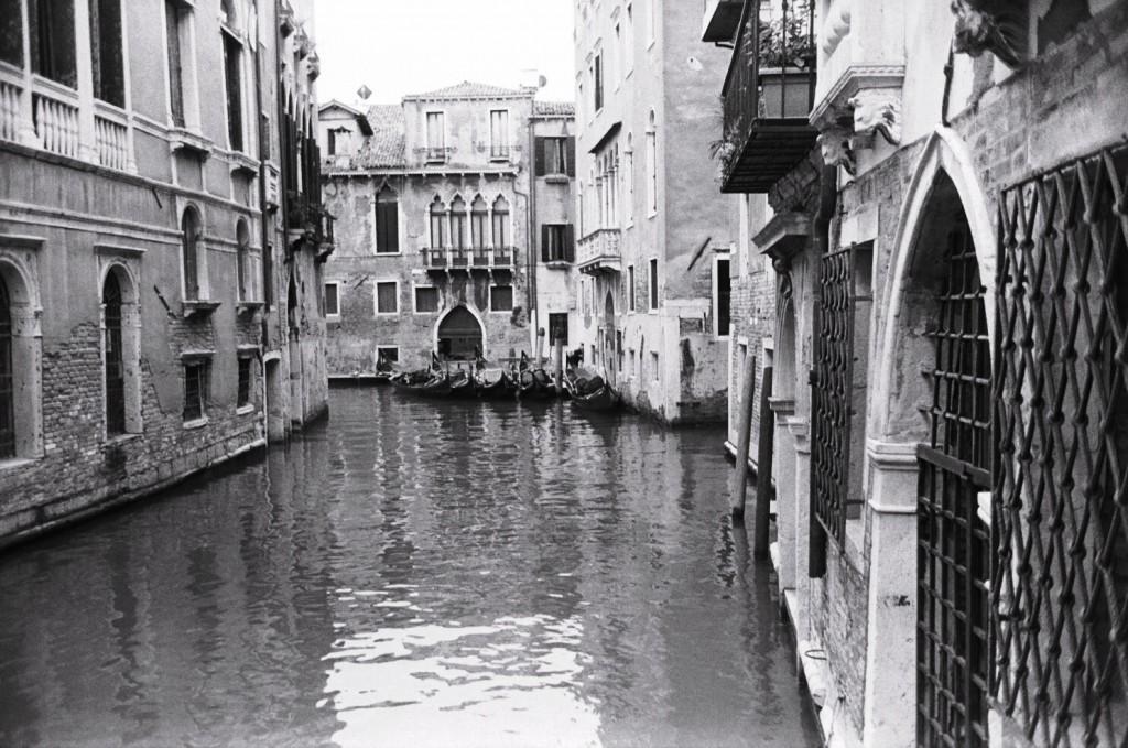 Les méandres de  Venise