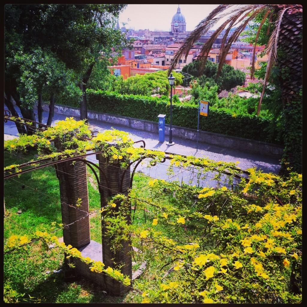 Un printemps romain