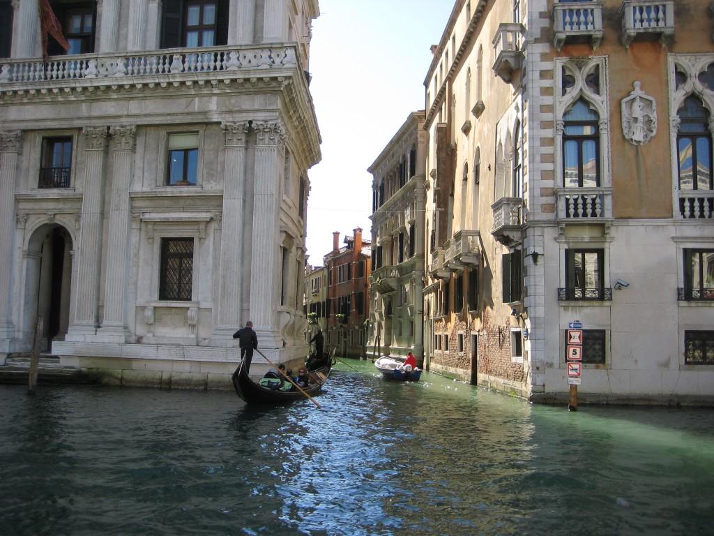 57. Un rayon de lumière à Venise