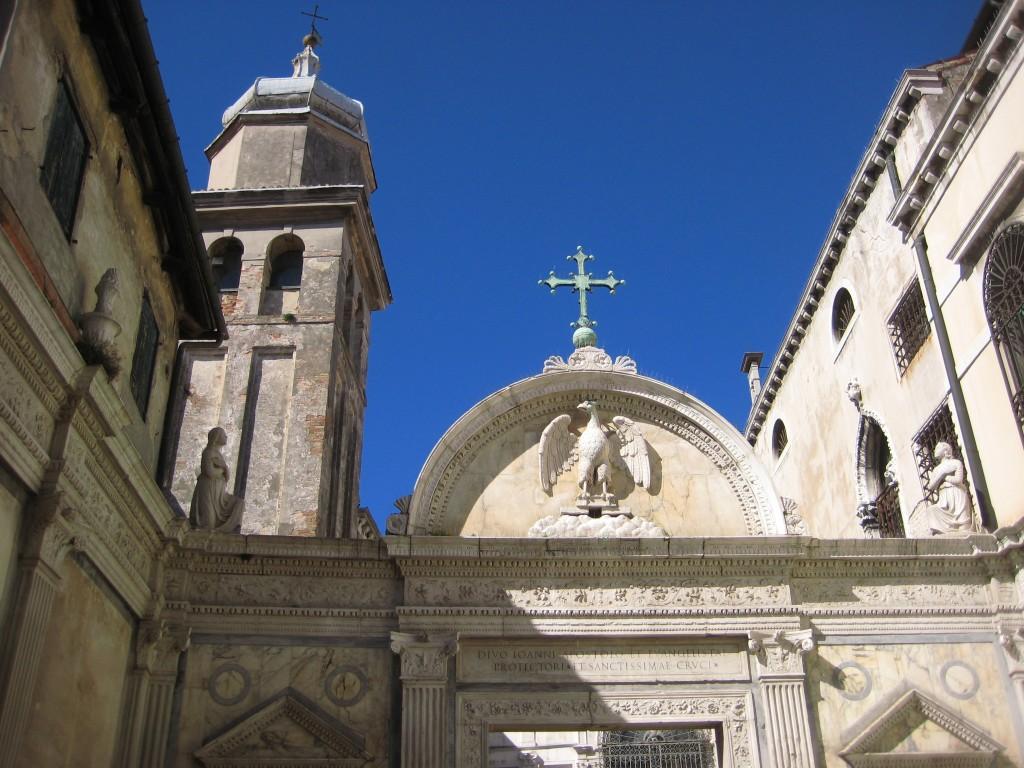 54. Une des très nombreuses église à Venise