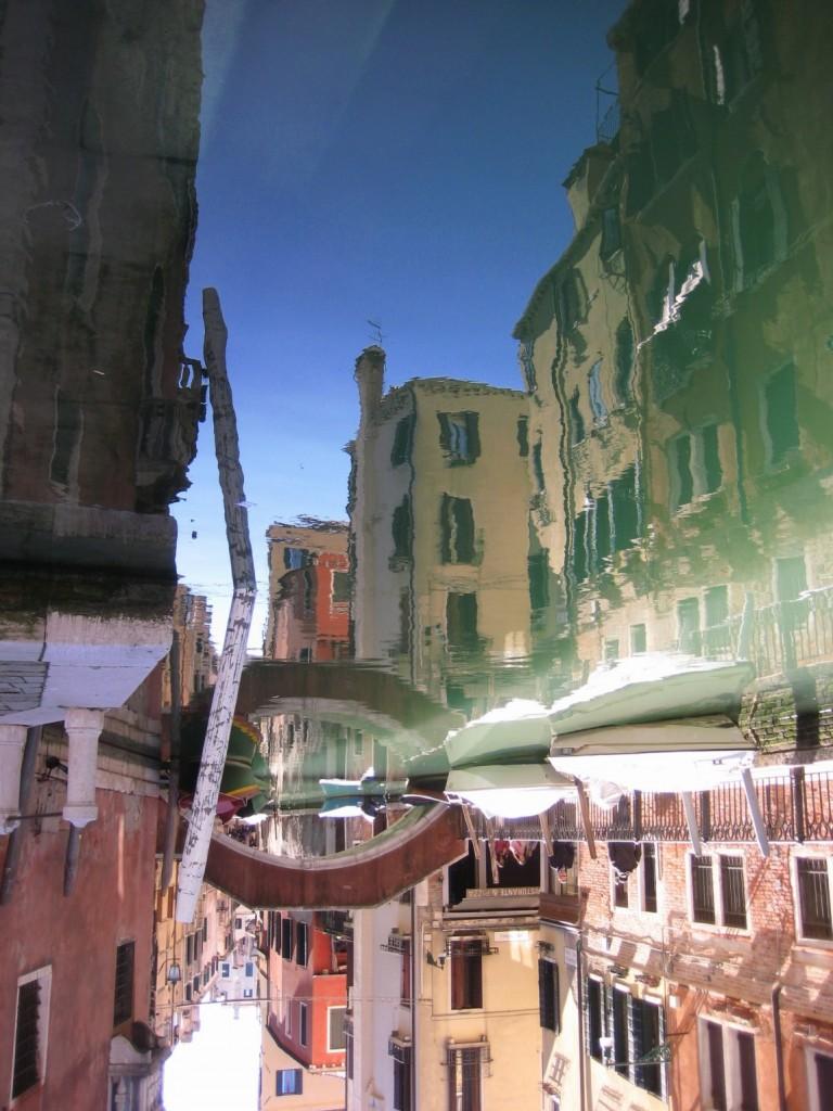 Venise et ses canaux, reflets éternels