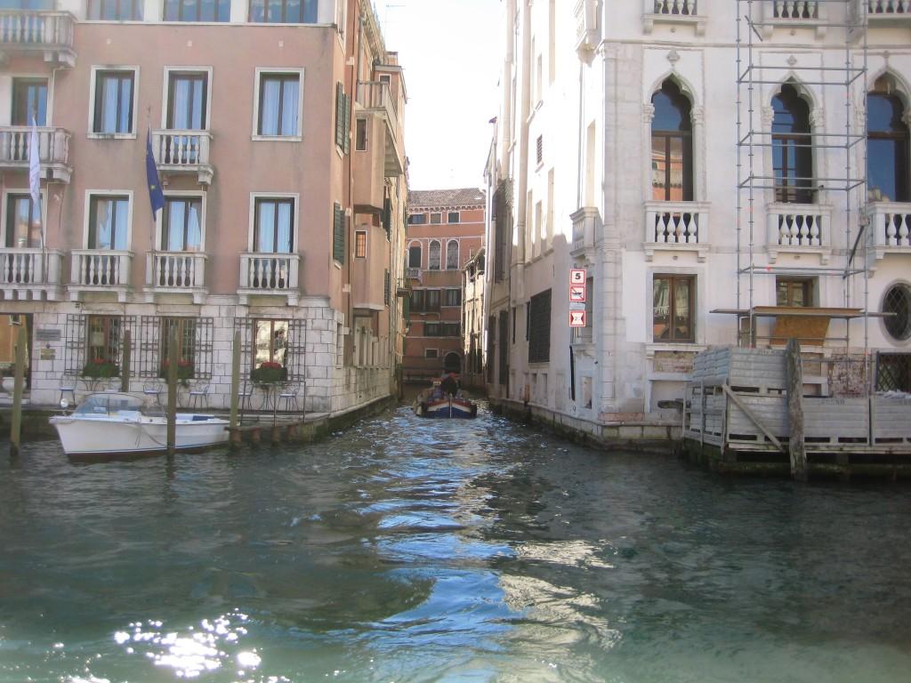 53. Venise, la ville des palais flottants