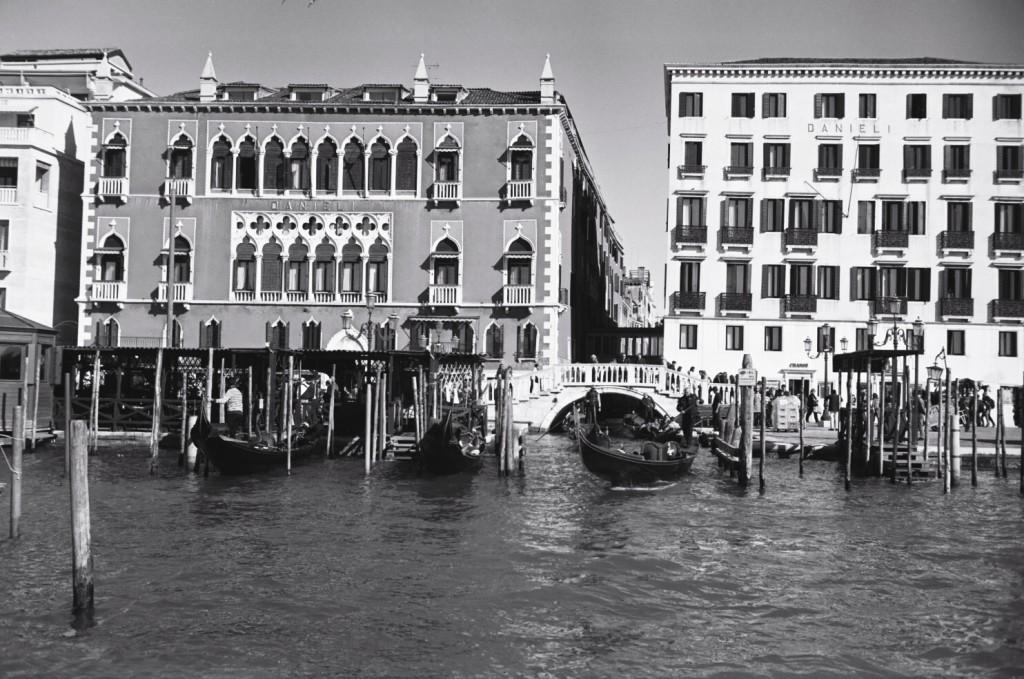 Venise par une douce journée ensoleillée
