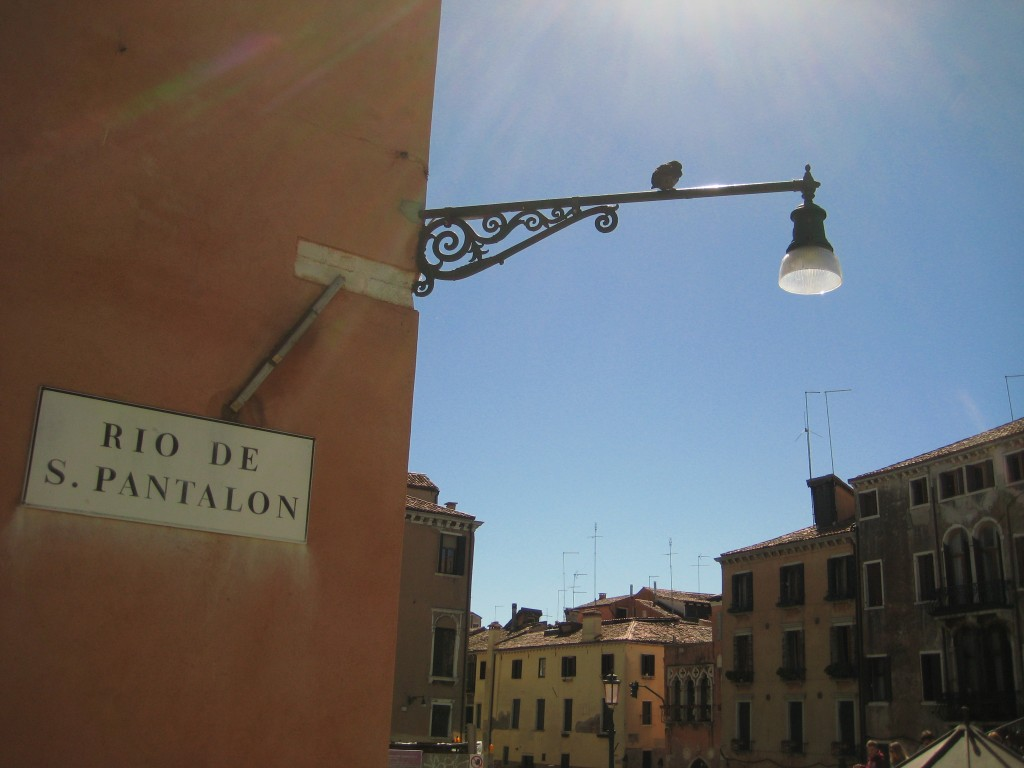 Venise sous le soleil