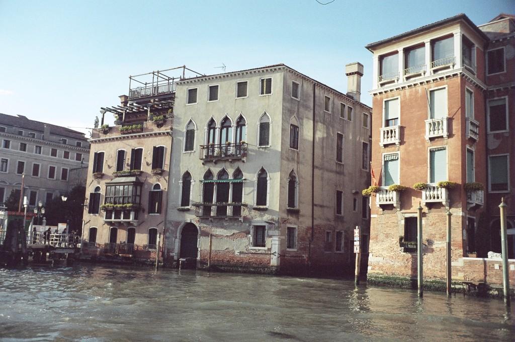 Venise une ville chargée d'histoire