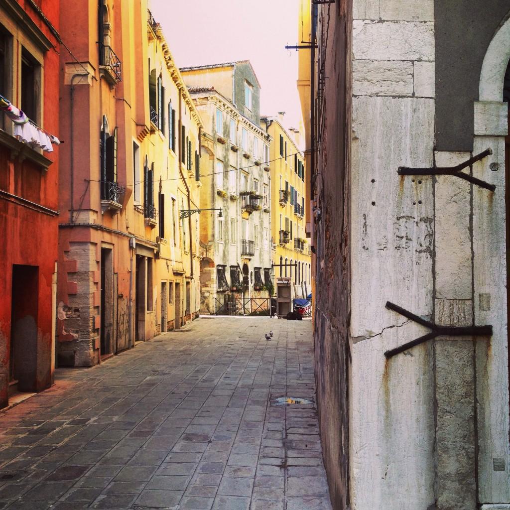 12. Les rues de Venise savent enchanter ses invités