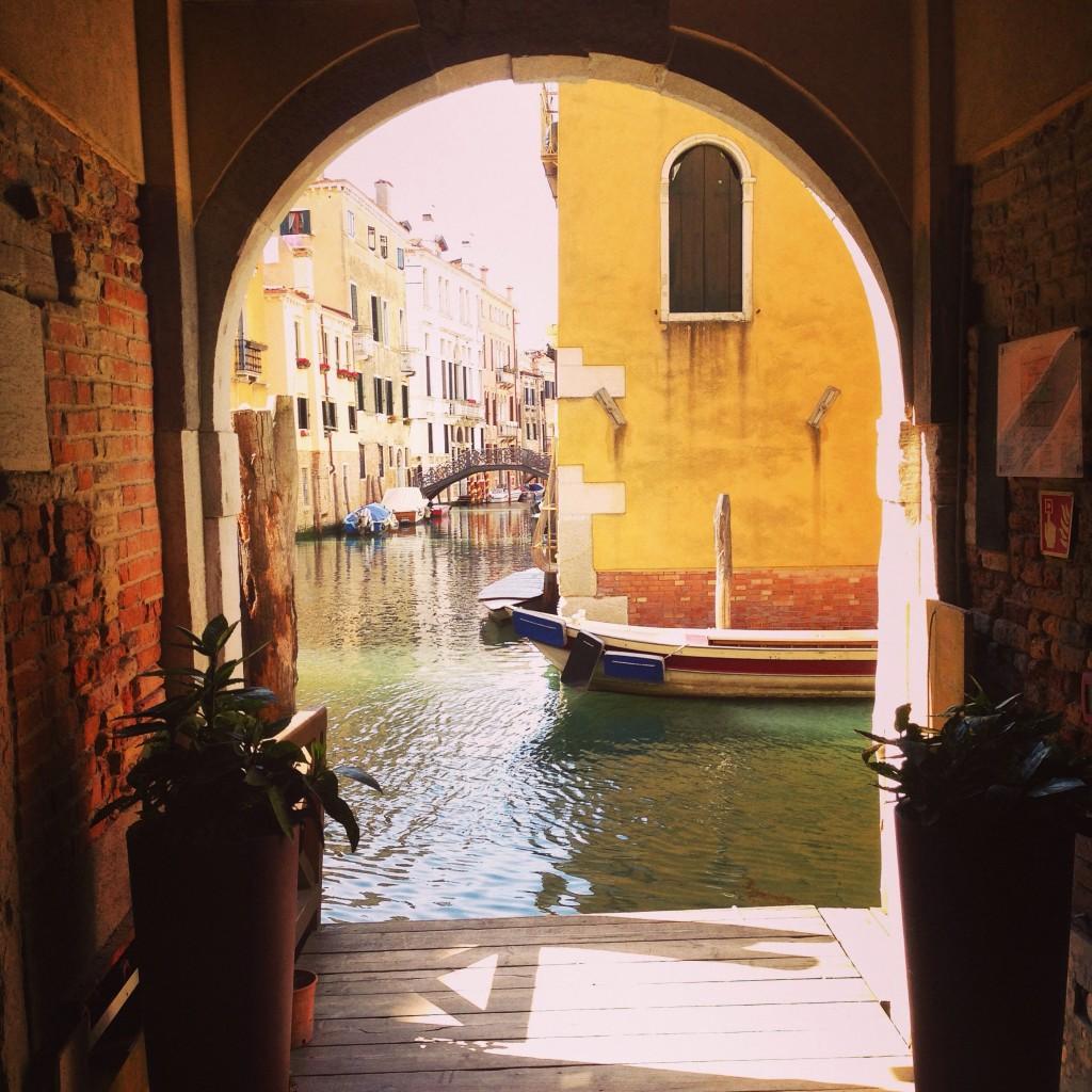 11. Les canaux de Venise source d'un perpétuel enchantement