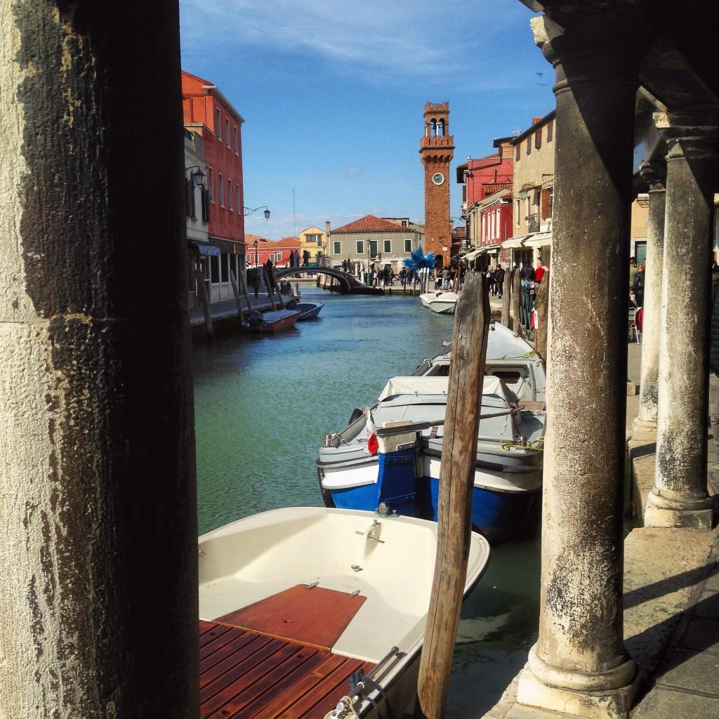 16. Escale à Murano, dans le nord de Venise
