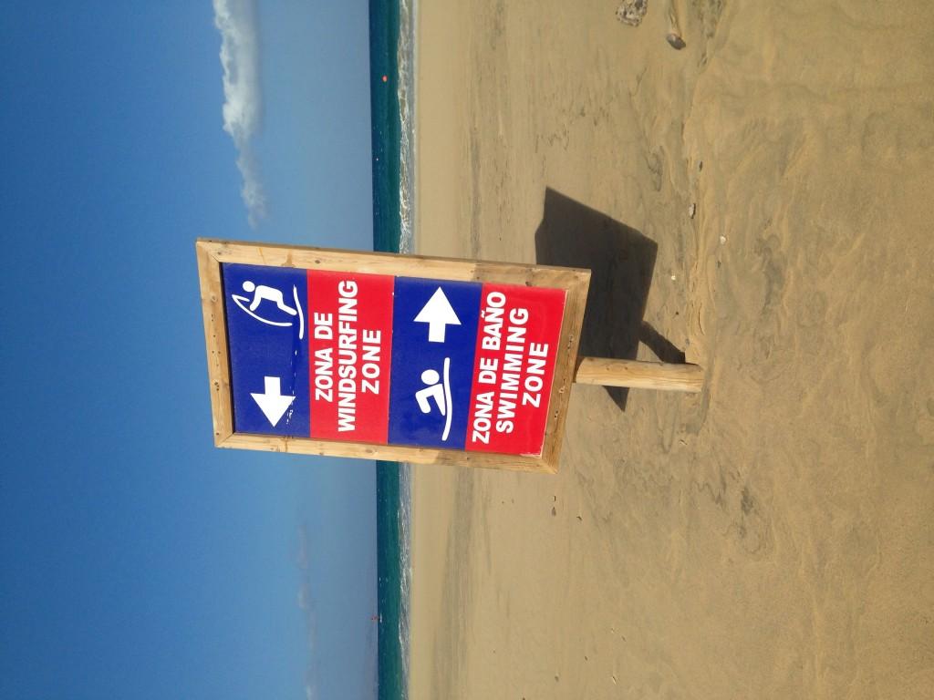 Organisation des activités à la plage
