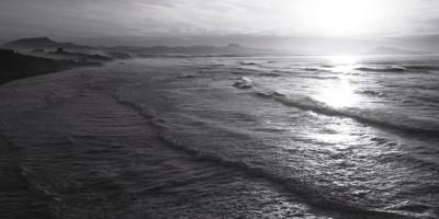 La côte des Basques, Biarritz