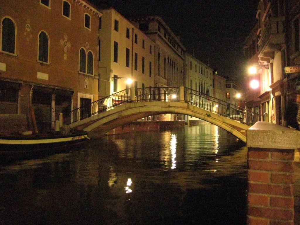 Venise impassible