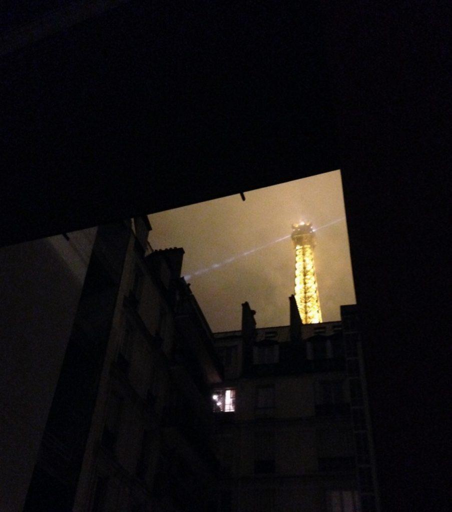 Voyage à Paris la nuit